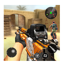 Cover Strike 3D Team Shooter