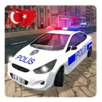 Türk Polis ve Araba Oyunu Simülatörü 3D