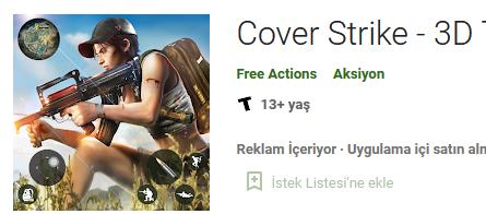 Cover Strike – 3D Team Shooter APK