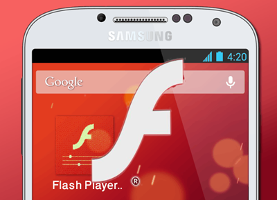 Adobe Flash Player Apk indir