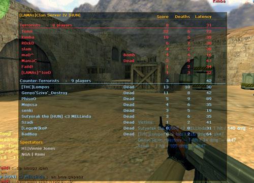 Counter Strike 1.6 Türkçe Yaması