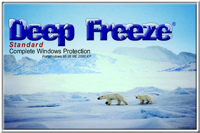 Deep Freeze Standart İndir