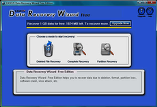 Easeus Data Recovery Wizard Free indir