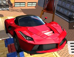 Extreme Car Driving Simulator Apk indir