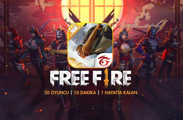 Garena Free Fire oyunu