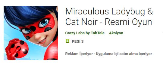 Miraculous Ladybug indir