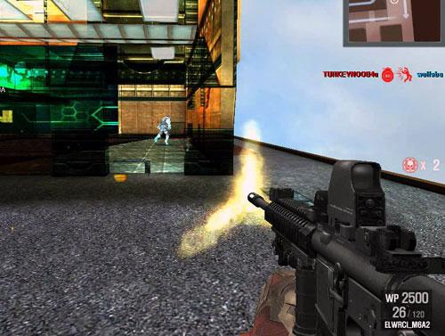 Wolfteam Wall Hack indir