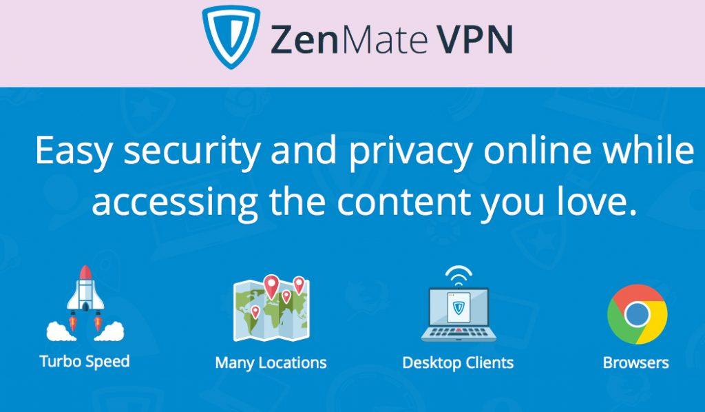 ZenMate uygulaması