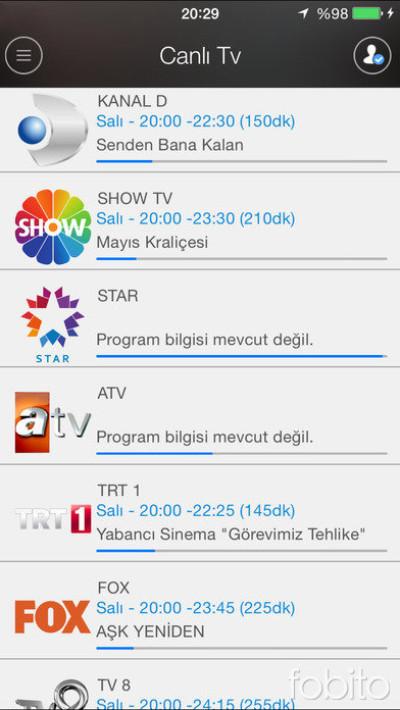 Tubi TV Film İzleme Programı ( 12 MB )
