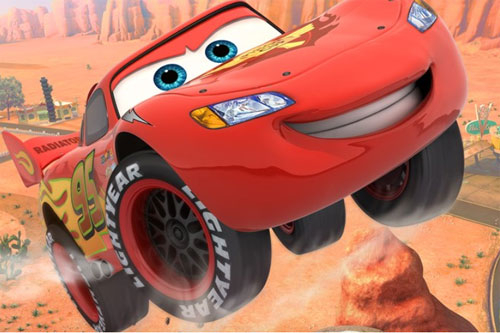 Cars: Fast as Lightning indir