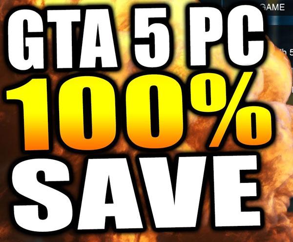 GTA 5 %100 Save indir