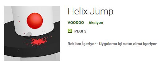 Helix Jump Apk indir