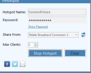 mHotSpot Wifi paylaştırma indir