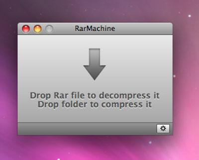 Mac için winrar indir