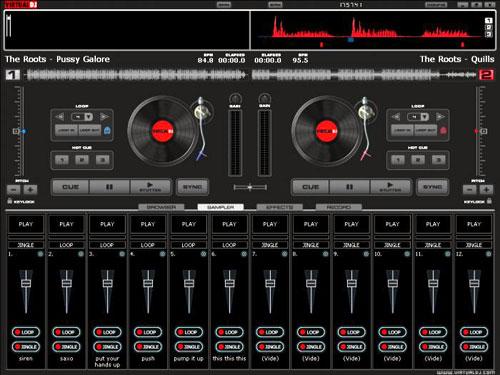 Virtual Dj Mix Yapma Programı İndir